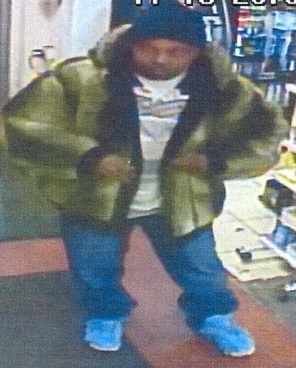 SHERIFF'S OFFICE ATTEMPTING TO IDENTIFY ARMED ROBBERY SUSPECTS