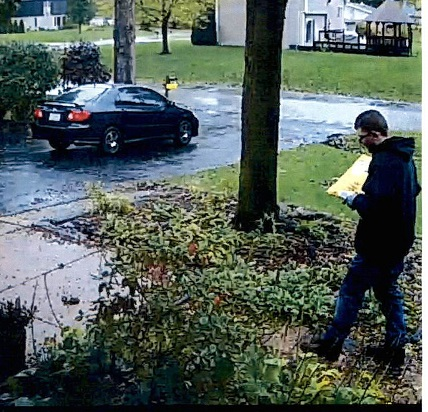 SEEKING HELP IN IDENTIFYING SUSPICIOUS INDIVIDUAL - WHEATLAND TOWNSHIP