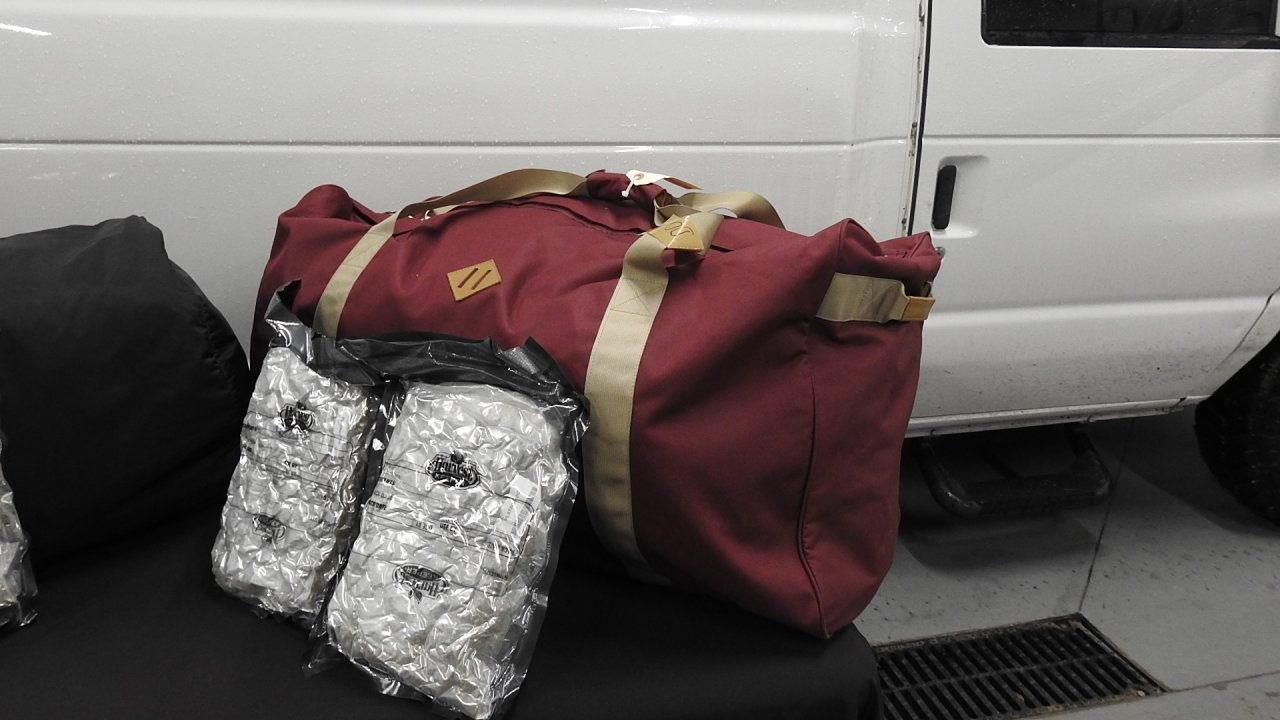 WILL COUNTY SHERIFF'S OFFICE SEIZE 190 lbs. OF CANNABIS - CALIFORNIA MAN IN CUSTODY